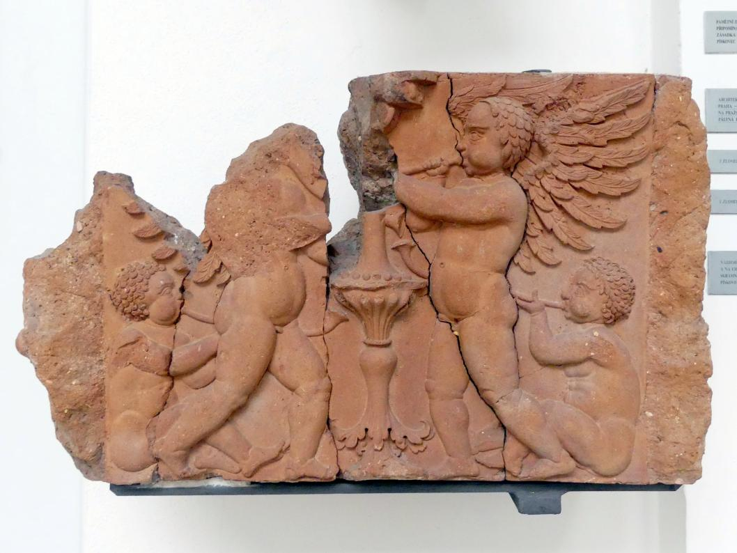 Fünf Ziegel, Nach 1554
