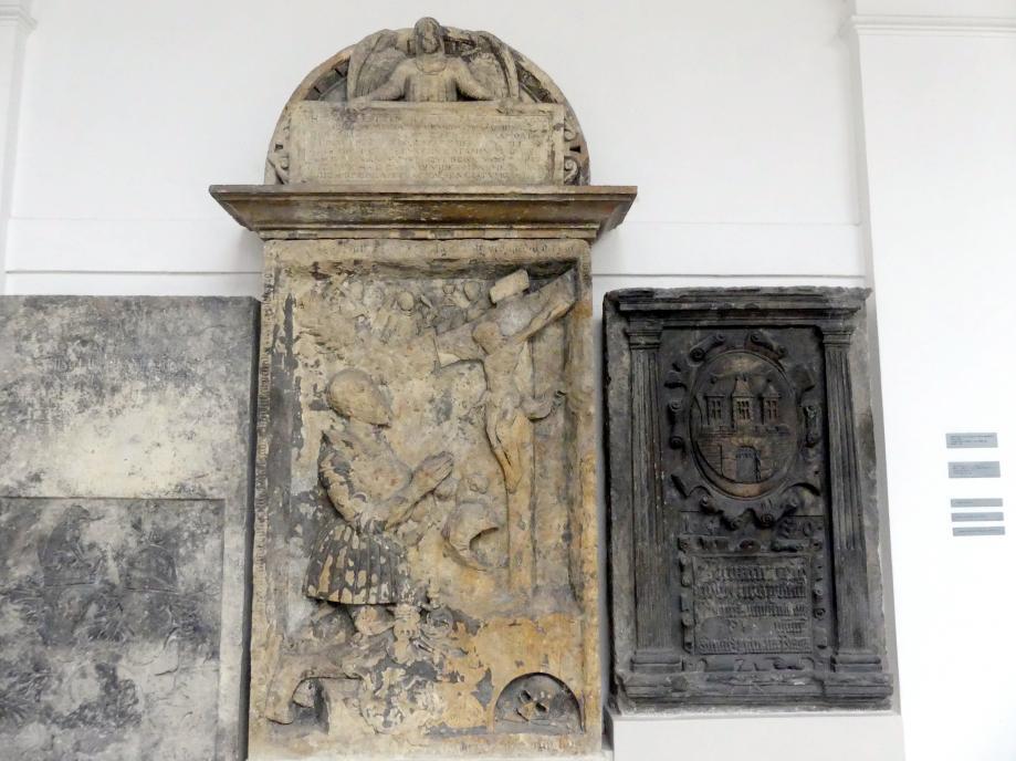 Grabstein von Georg von Spauer (gestorben 13.11.1542), 1542