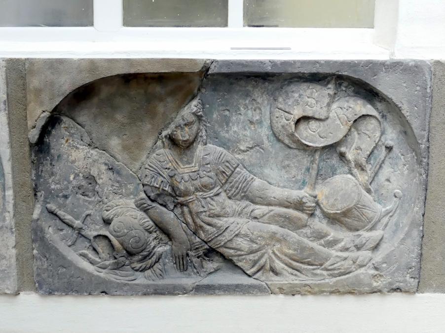 Allegorie der Tapferkeit (?), nach 1563