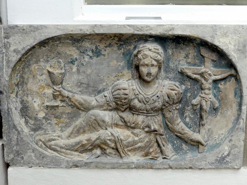 Allegorie des Glaubens, nach 1563