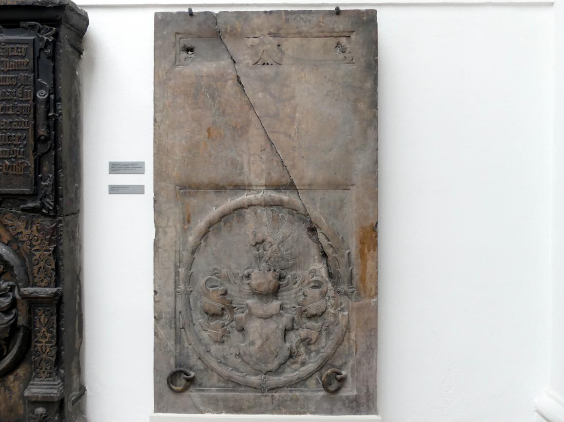 Grabmal des Geschlechts Berka von Dubá und Lipa, 1607