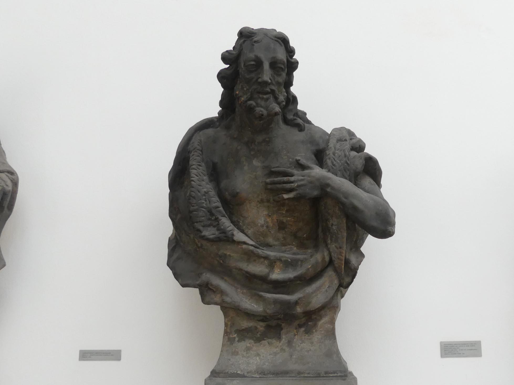 Johannes der Täufer, 1. Viertel 18. Jhd.