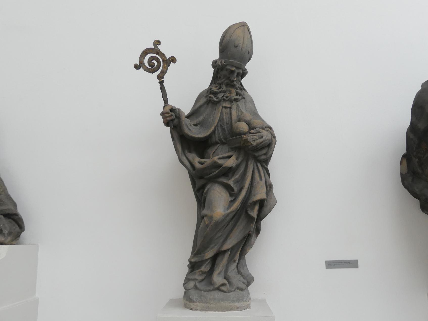 Hl. Nikolaus, um 1702