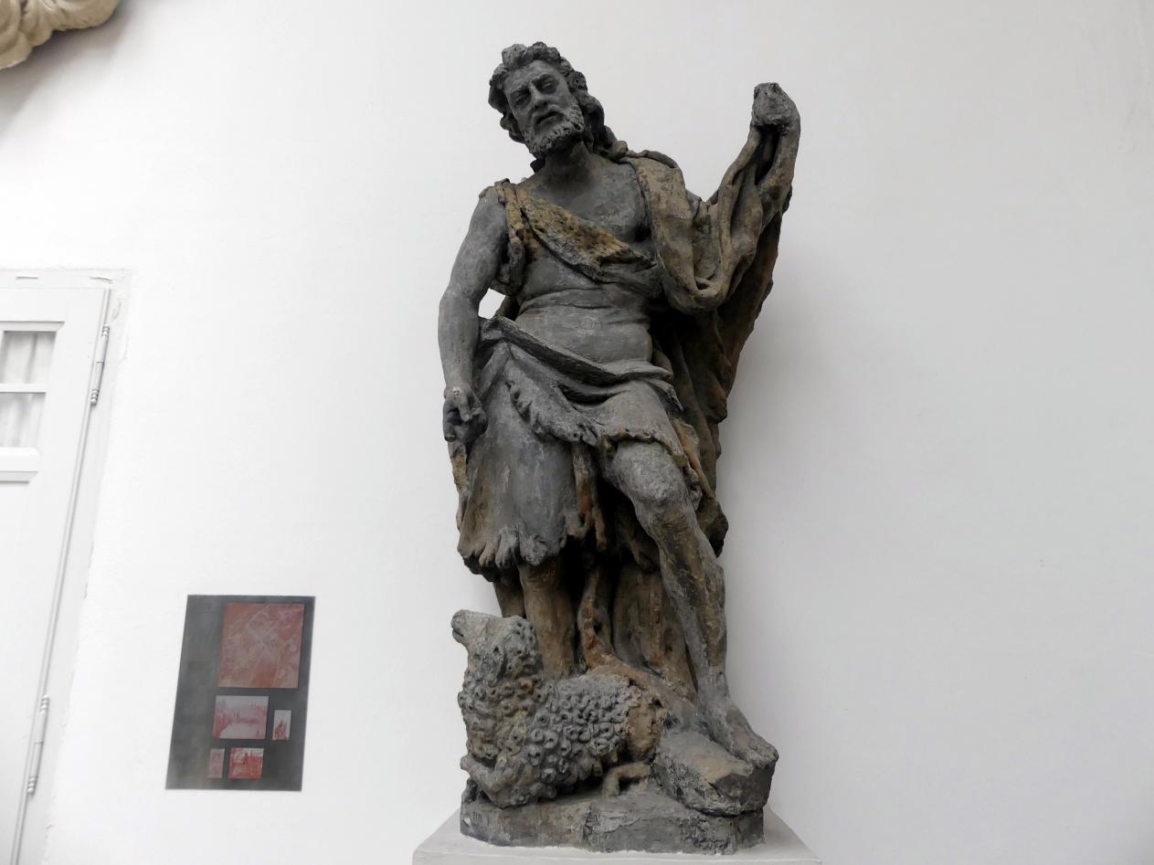 Hl. Johannes der Täufer, 1724