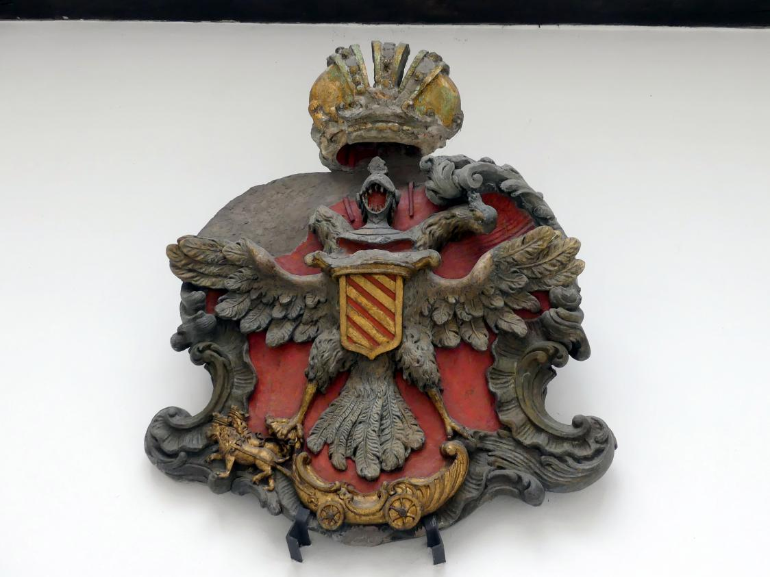Wappen der Familie Carretto-Millesimo, nach 1756