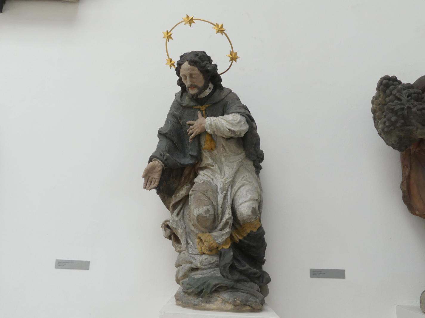 Hl. Johannes von Nepomuk, 2. Viertel 18. Jhd.