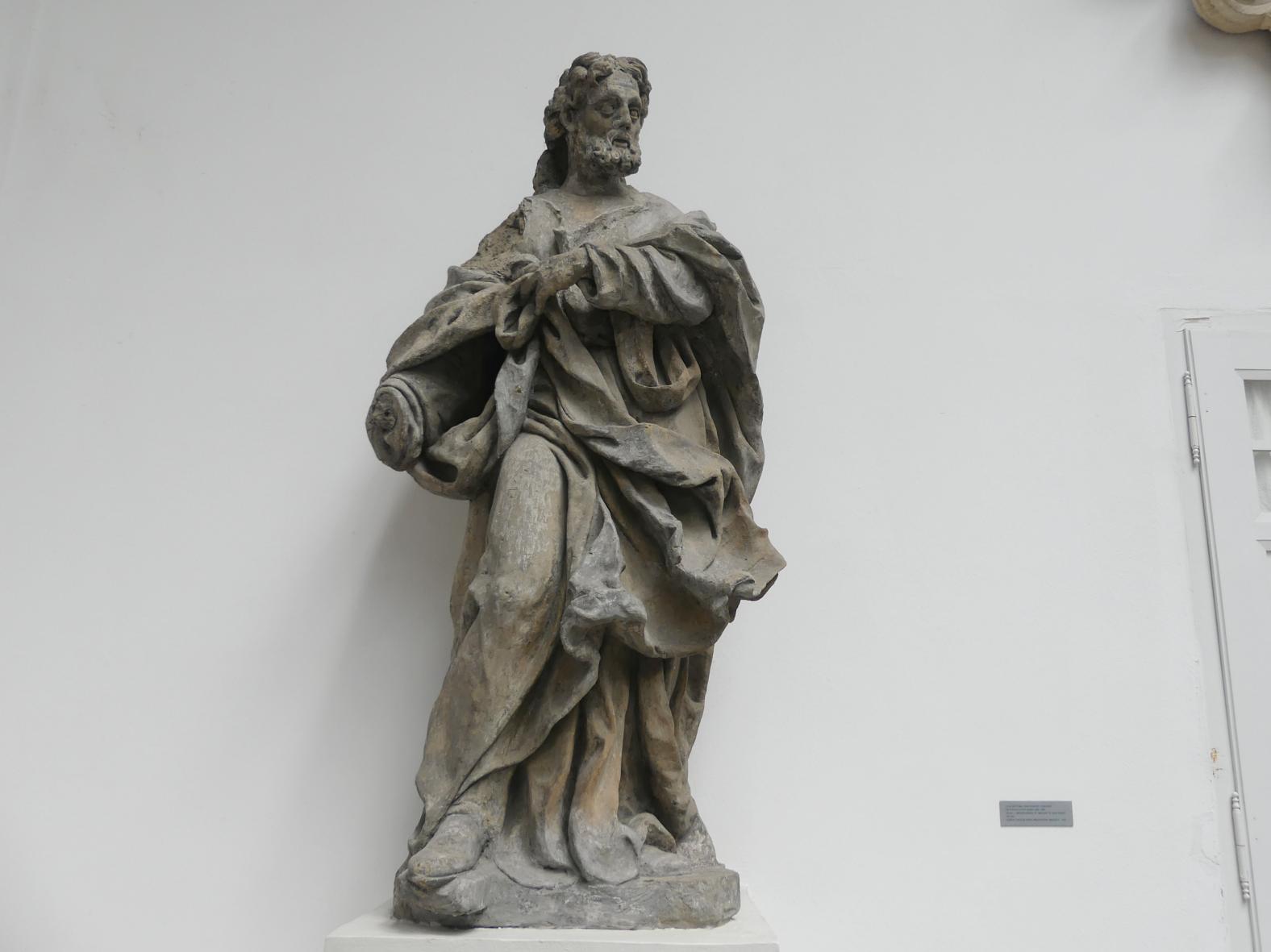 Hl. Josef, 1724