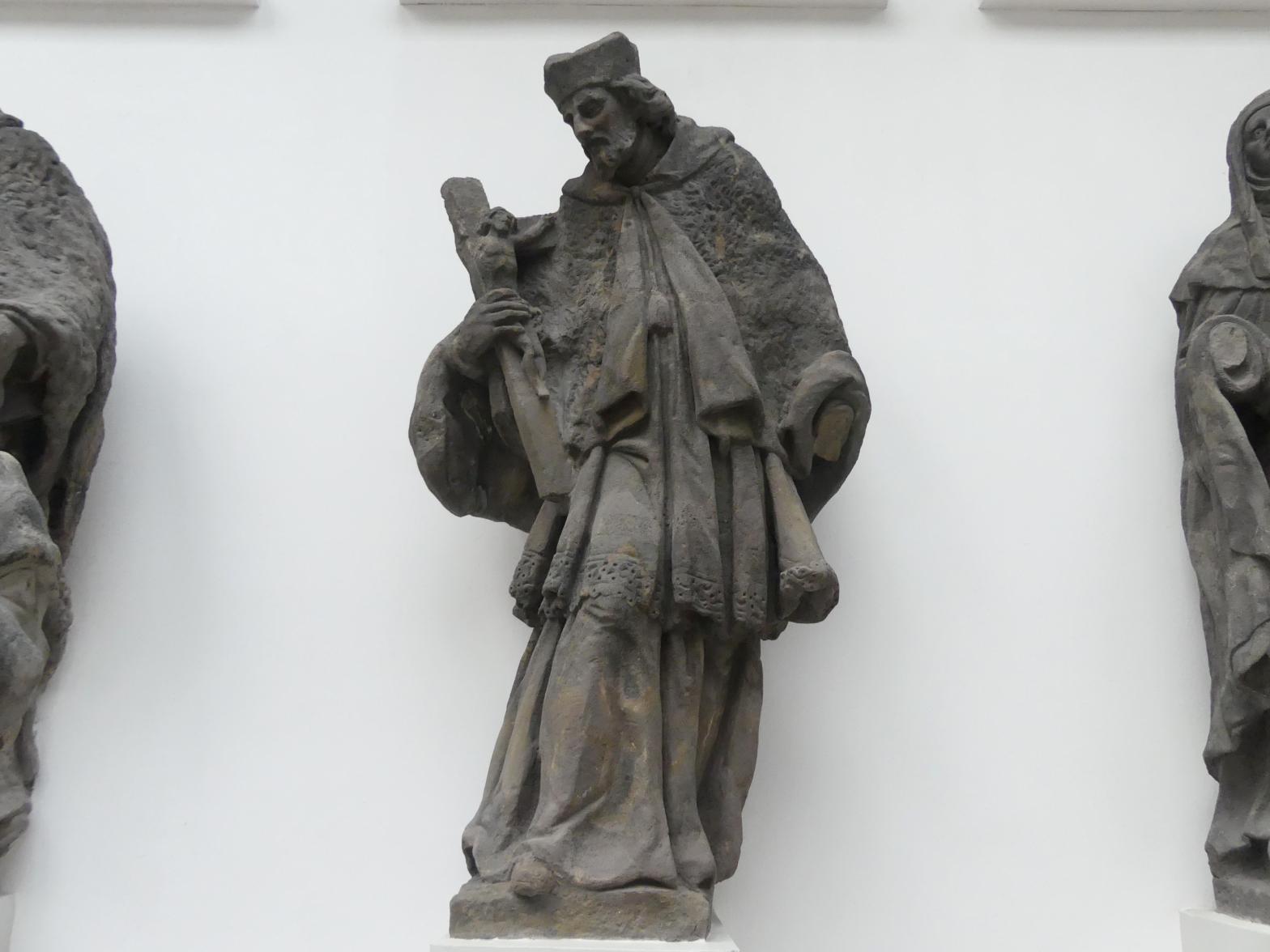 Hl. Johannes Nepomuk, 1727