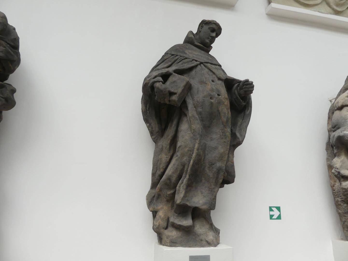 Hl. Angelus der Karmelit, 1727