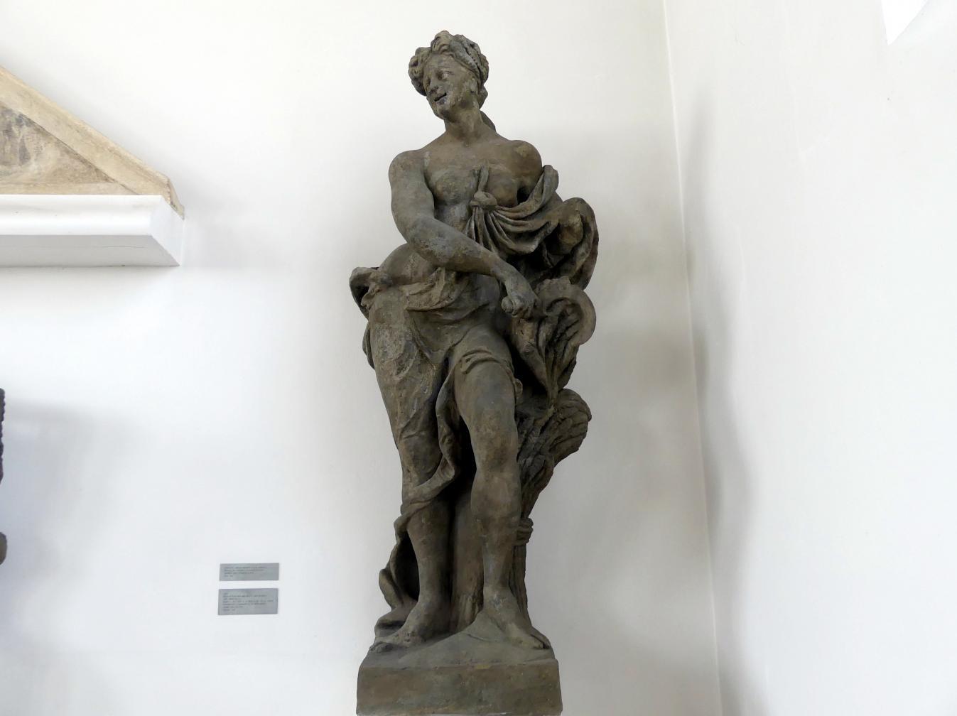 Matthias Bernhard Braun: Ceres (römische Göttin des Ackerbaus und der Fruchtbarkeit), 1725 - 1726