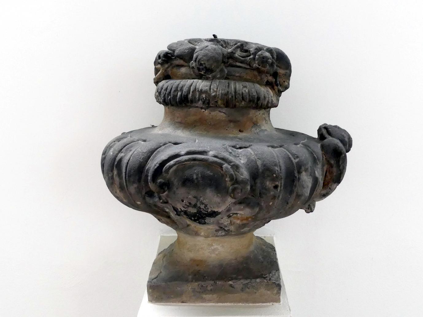 Ignaz Franz Platzer: Verzierte Vase, 1750 - 1770