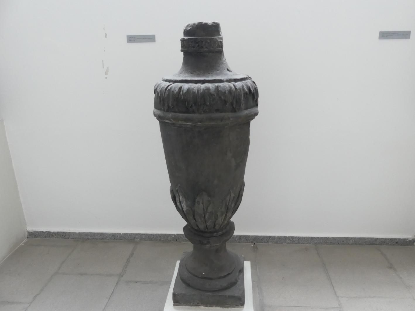 Gartenvase, um 1825