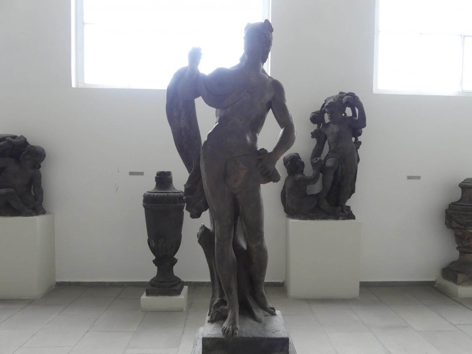 Merkur (römischer Gott), 2. Hälfte 18. Jhd.