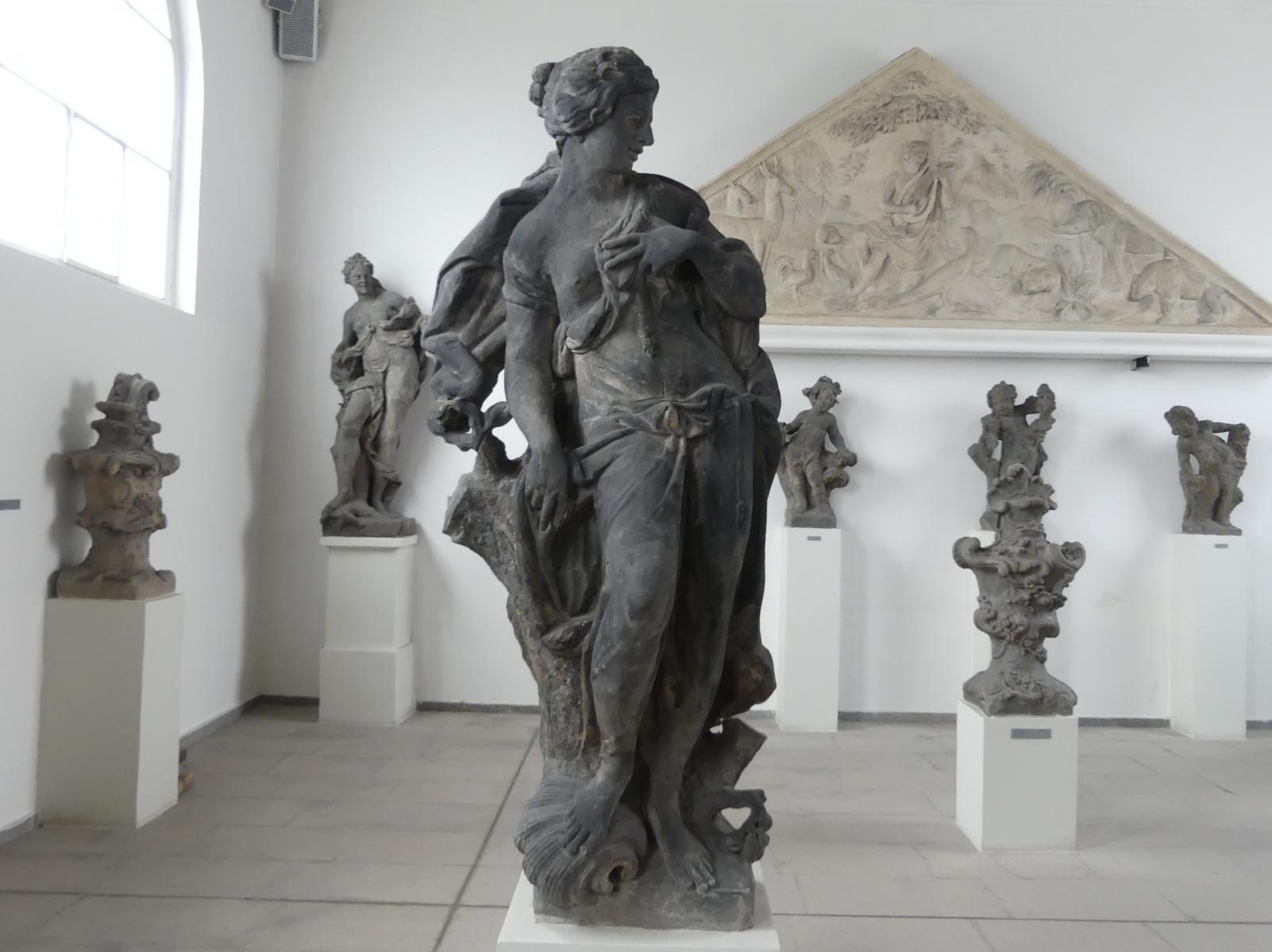 Ignaz Franz Platzer: Venus, Um 1765