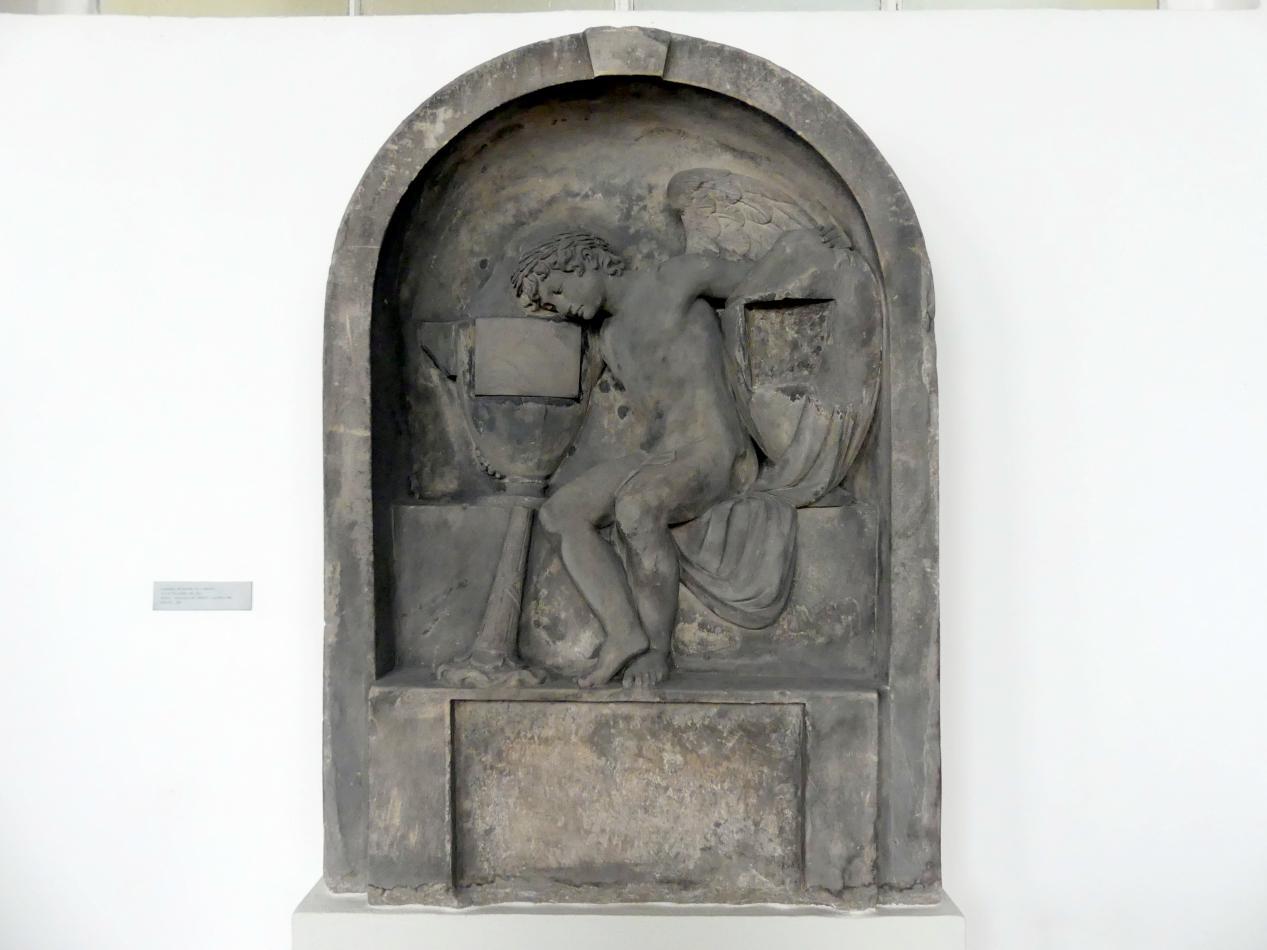 Václav Prachner: Grabmal des Kaufmanns M.V. Krones, 1809