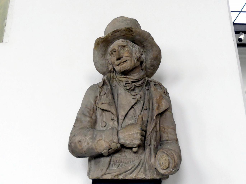 Josef Malinský: Hausdiener (Selbstportrait des Bildhauers Josef Malinský), Nach 1805
