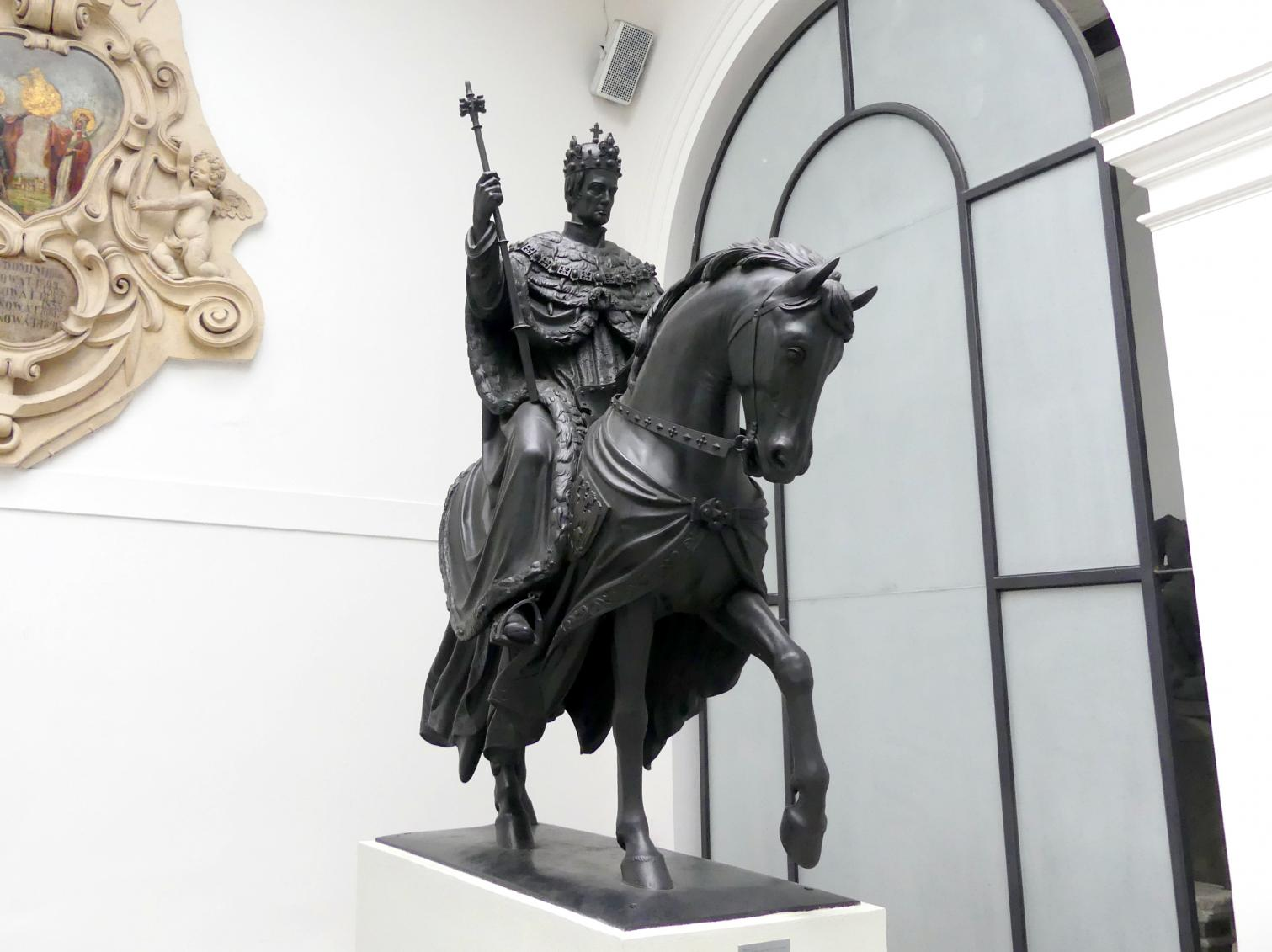 Josef Max: Kaiser von Österreich Franz I., 1845 - 1850