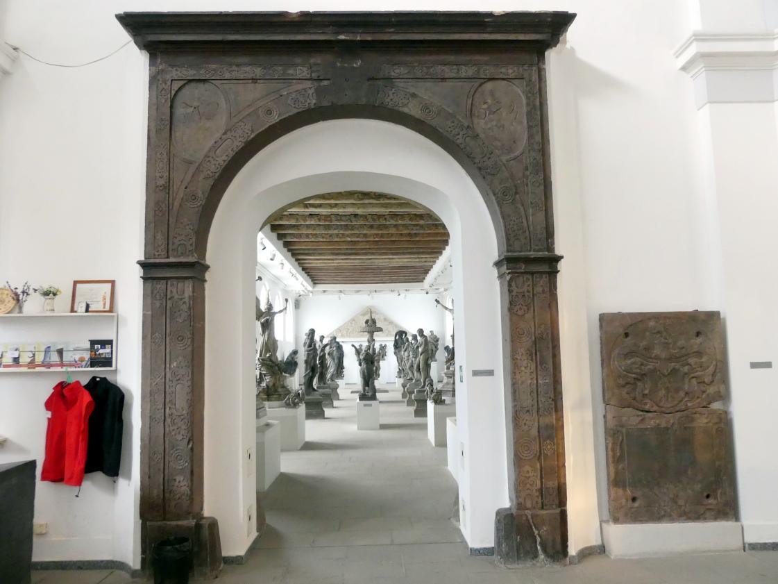 Portal, um 1600