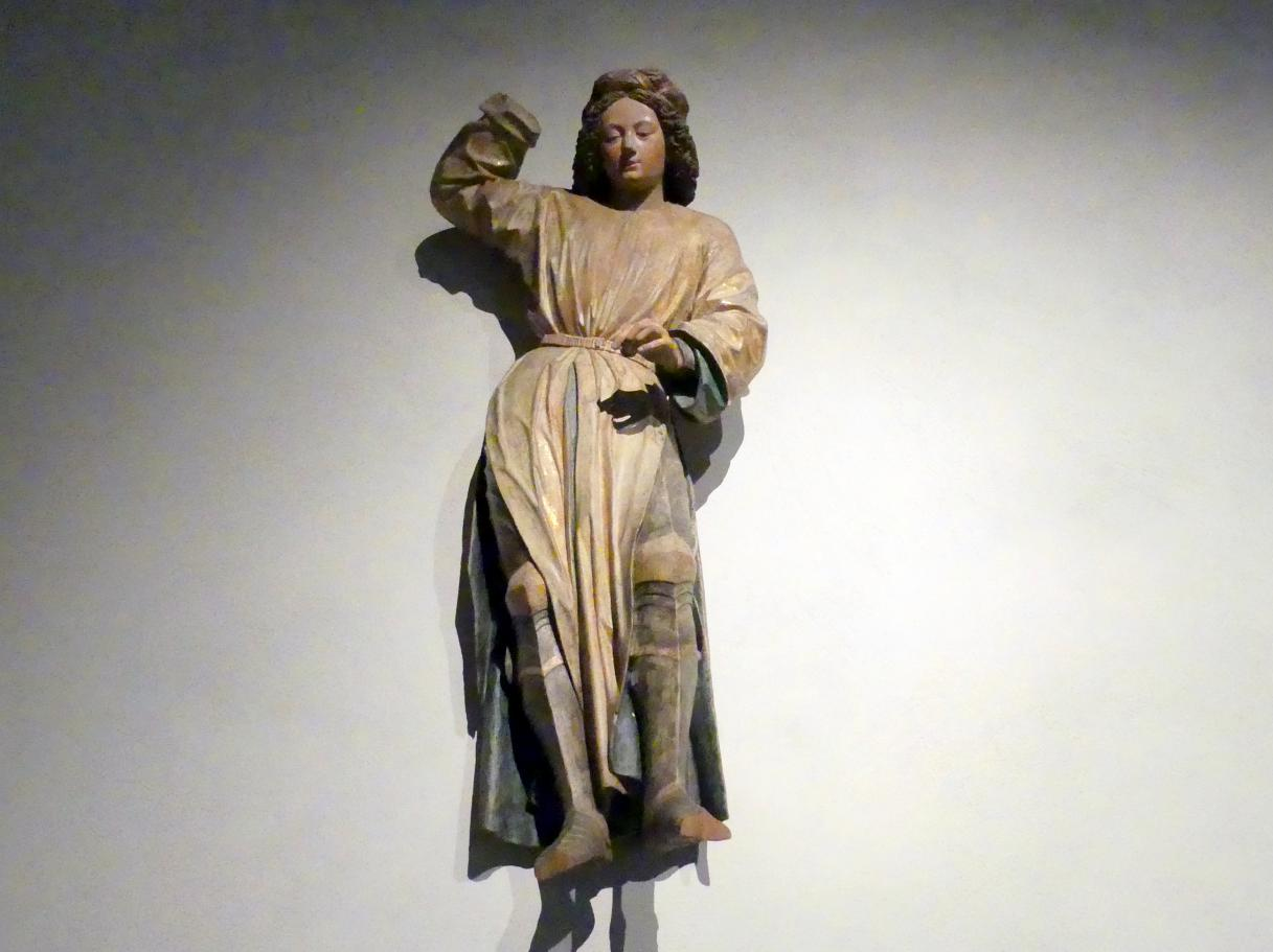 Michael Pacher: Hl. Michael, 1460 - 1470