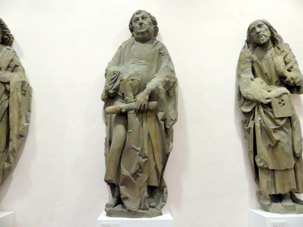 Tilman Riemenschneider: Apostel Philippus, 1500 - 1506