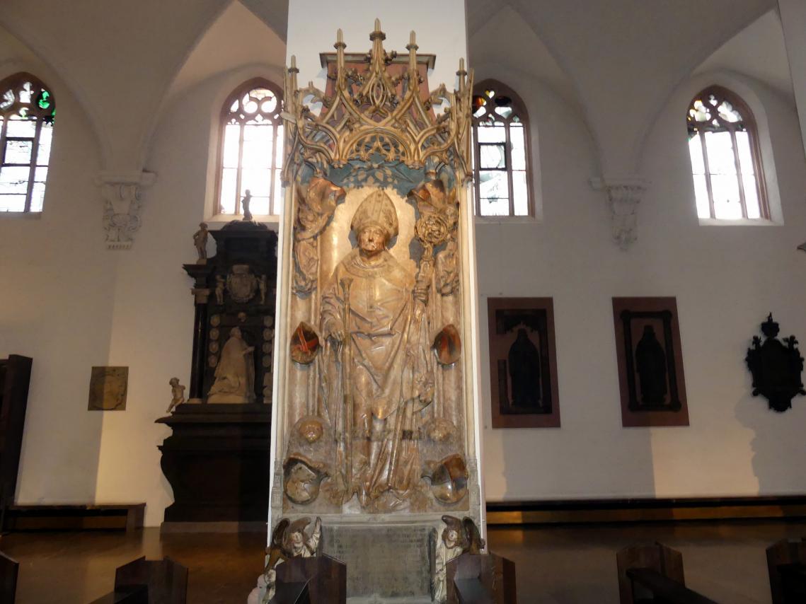 Tilman Riemenschneider: Grabmal des Fürstbischofs Rudolf von Scherenberg, 1496 - 1499