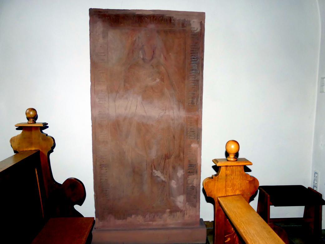 Tilman Riemenschneider: Grabmal des Kaplans Balthasar Hemech, Um 1497