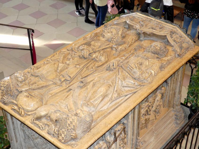 Tilman Riemenschneider: Grabmal des hl. Kaiserpaares Heinrich und Kunigunde, 1499 - 1513