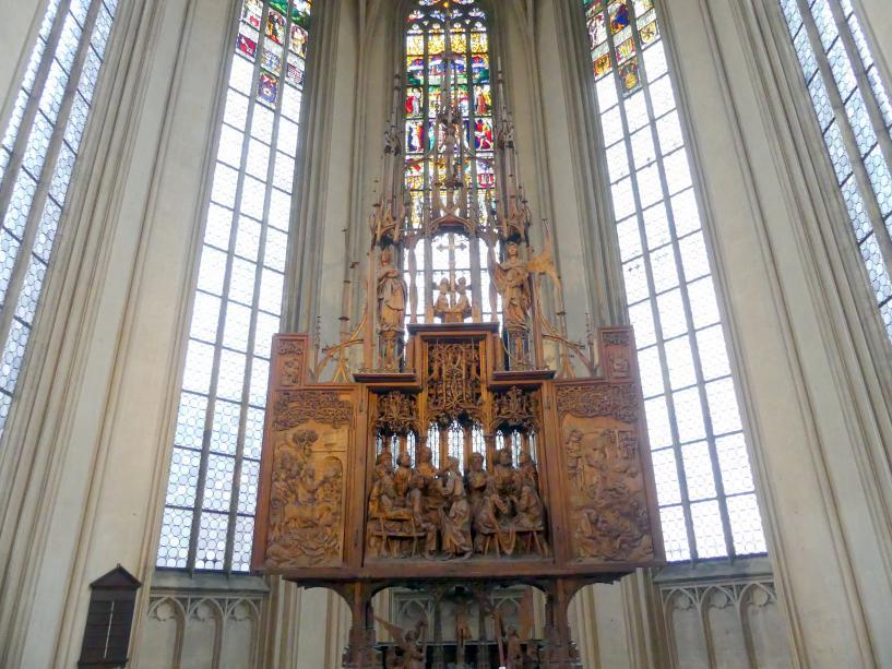 Tilman Riemenschneider: Heiligblutaltar, 1501 - 1504