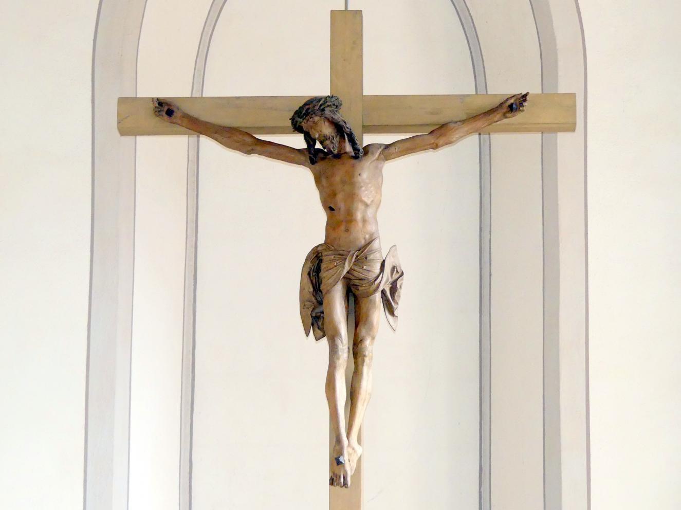 Tilman Riemenschneider: Christus am Kreuz, 1516