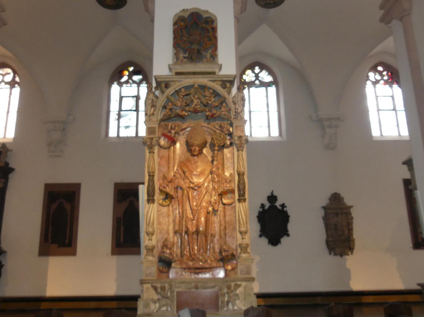 Tilman Riemenschneider: Grabmal des Fürstbischofs Lorenz von Bibra, Um 1517 - 1522
