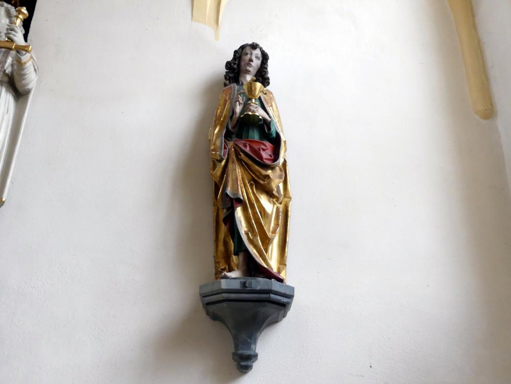 Tilman Riemenschneider: Hl. Johannes der Evangelist, Undatiert