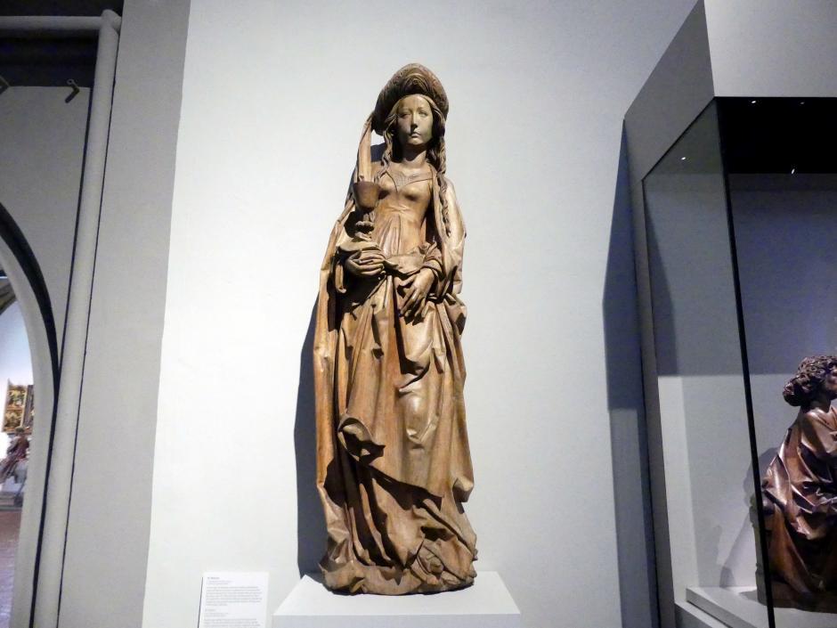 Tilman Riemenschneider: Hl. Barbara, Um 1510