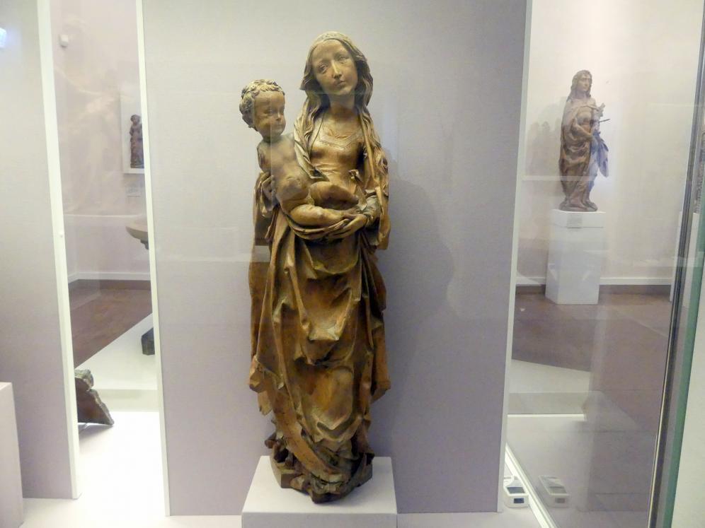 Tilman Riemenschneider: Maria mit Kind, um 1500