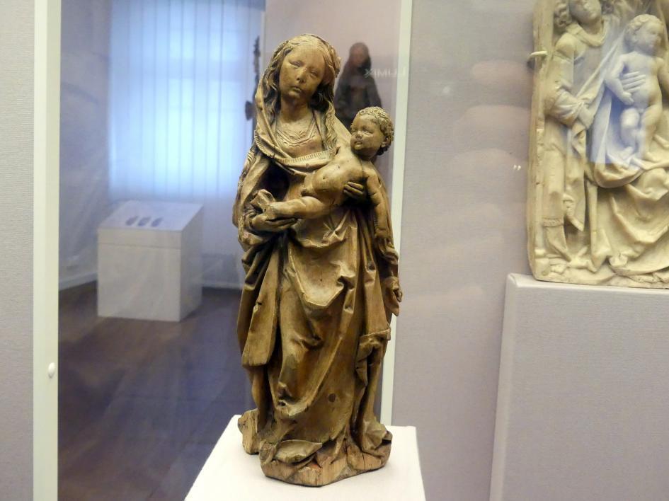 Tilman Riemenschneider: Maria mit Kind, um 1500, Bild 1/2