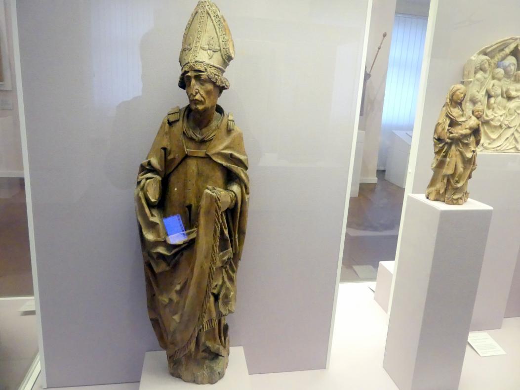 Tilman Riemenschneider: Heiliger Bischof, Um 1505 - 1510