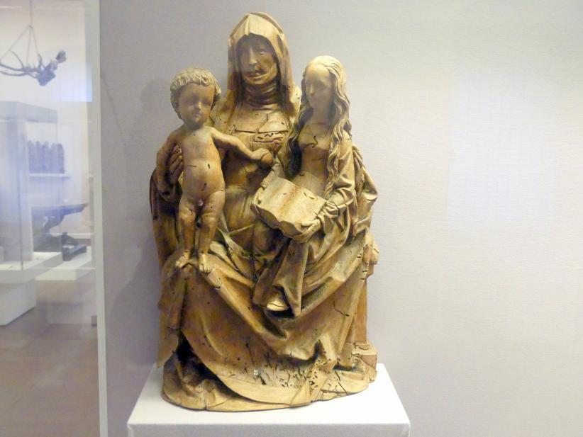 Tilman Riemenschneider: Anna Selbdritt, um 1500