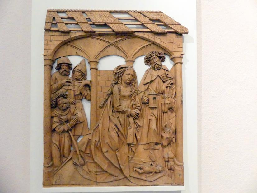 Tilman Riemenschneider: Geburt Christi, Um 1510