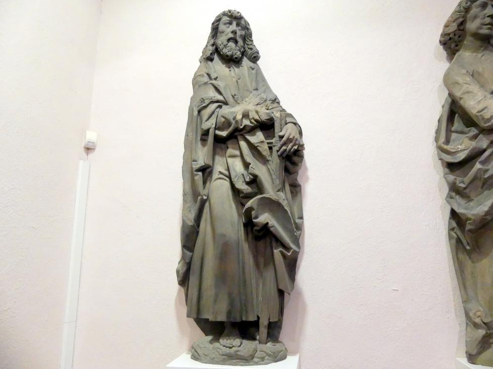 Tilman Riemenschneider: Apostel Paulus, 1500 - 1506