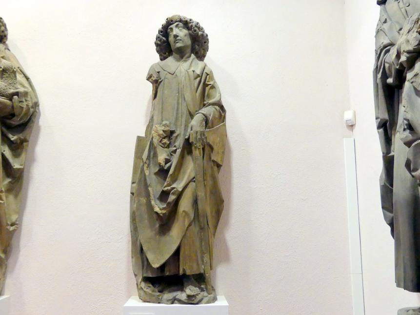 Tilman Riemenschneider: Apostel Matthias, 1500 - 1506