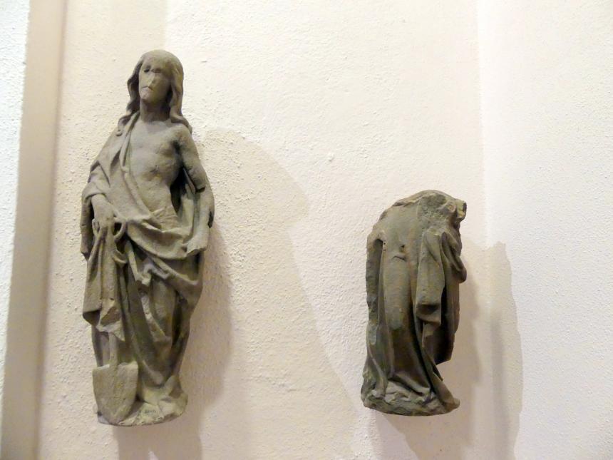 Tilman Riemenschneider: Christus und Magdalena, 1492 - 1493