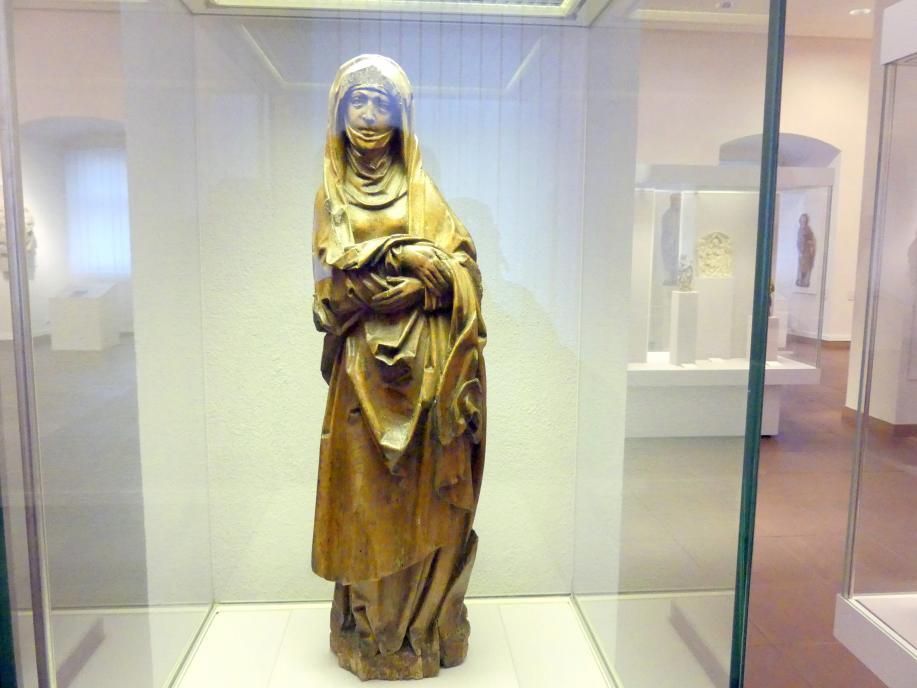 Tilman Riemenschneider: Trauernde Maria, Um 1510