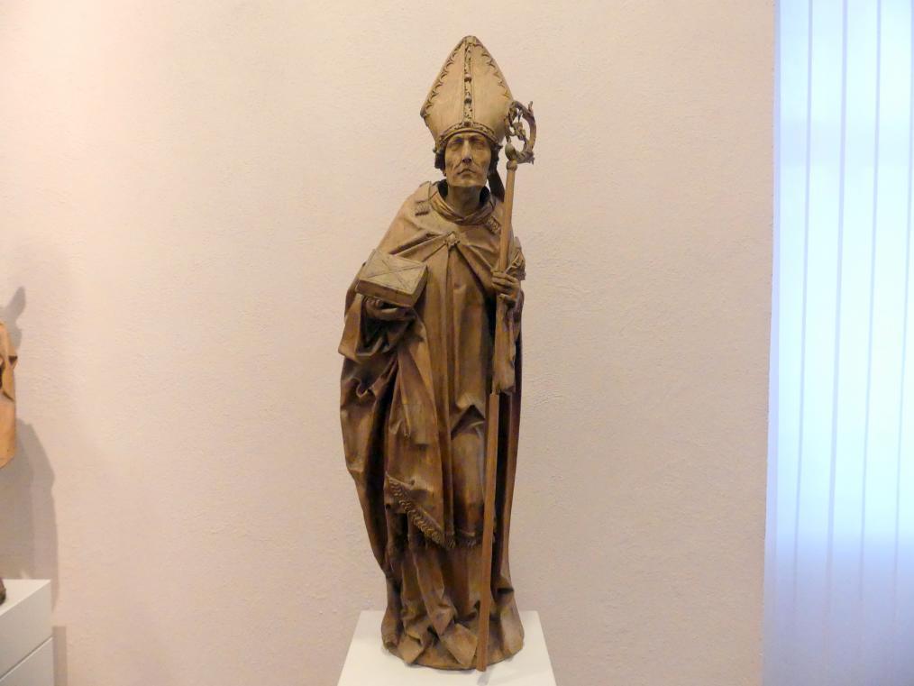 Tilman Riemenschneider: Hl. Nikolaus, um 1510