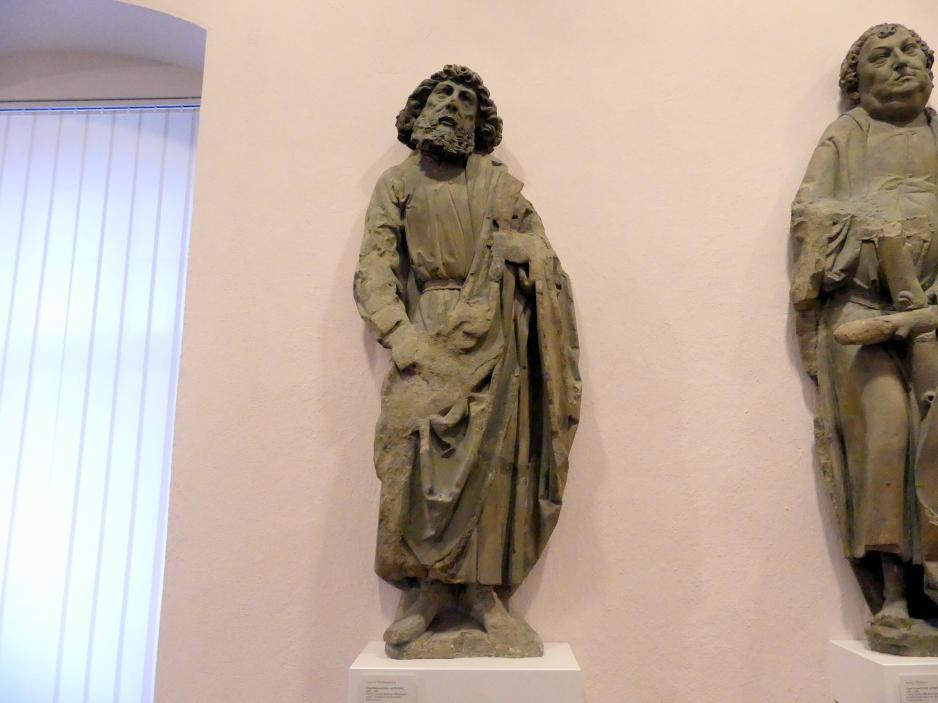Tilman Riemenschneider: Apostel Bartholomäus, 1500 - 1506