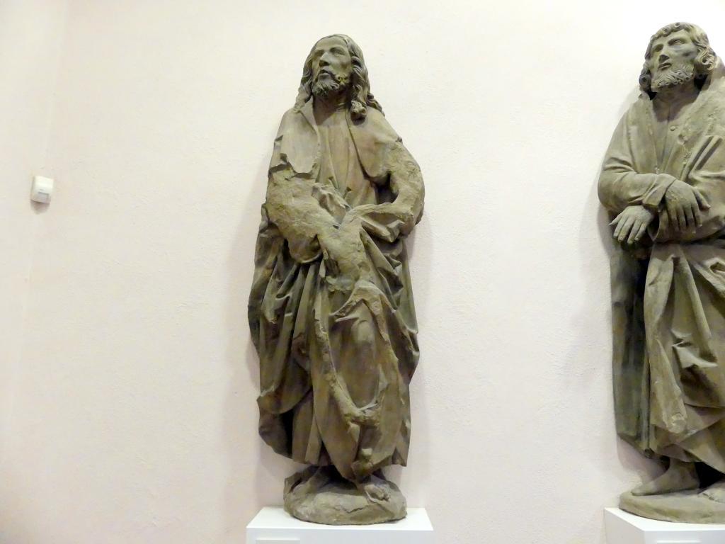 Tilman Riemenschneider: Apostel Thomas, 1500 - 1506