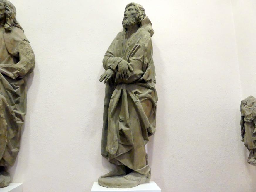 Tilman Riemenschneider: Apostel Simon, 1500 - 1506