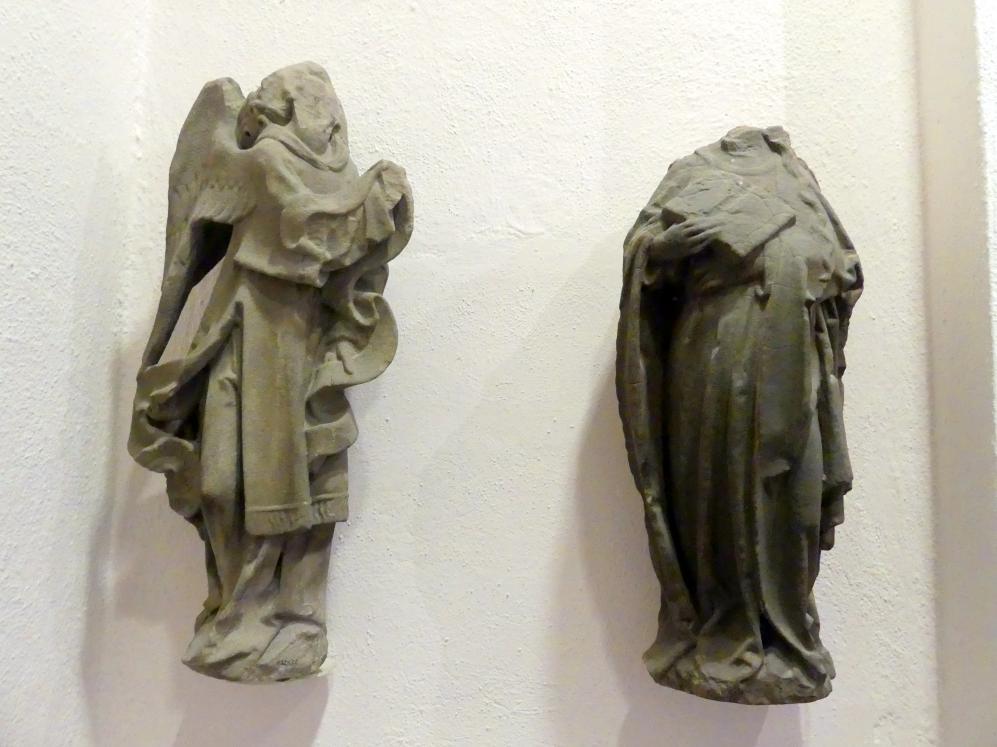 Tilman Riemenschneider: Verkündigung an Maria, 1492 - 1493
