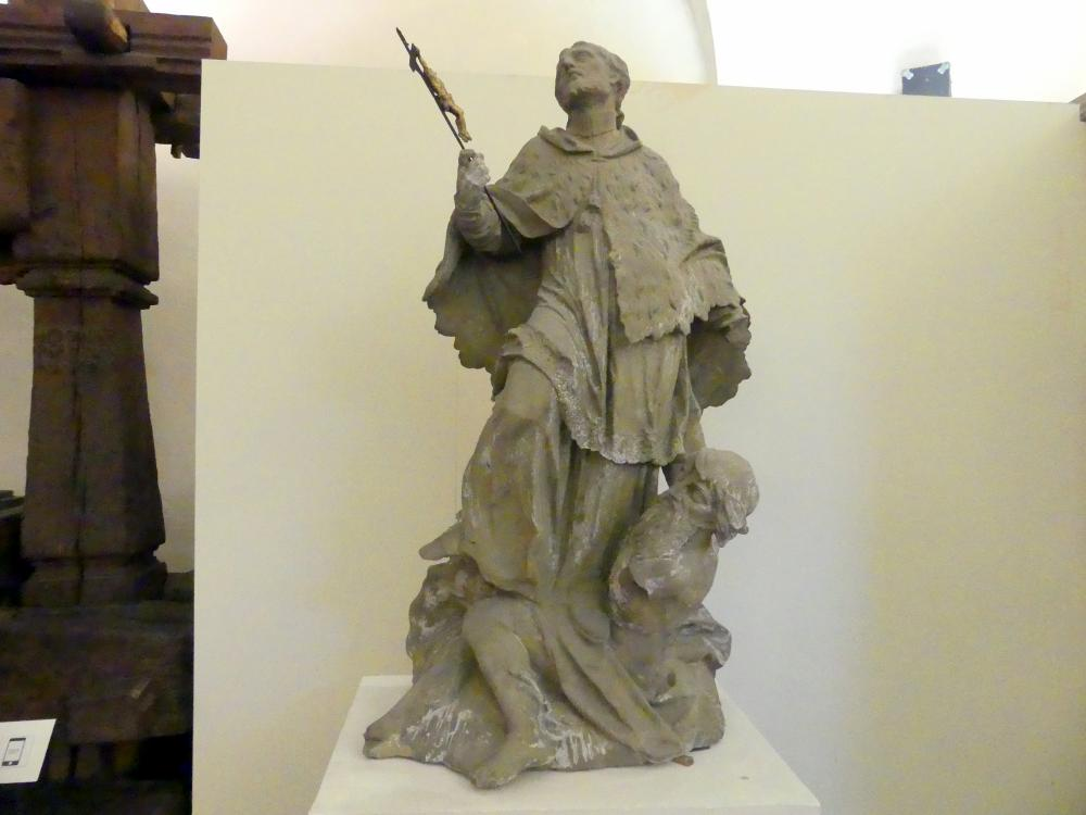 Johann Peter Wagner: Heiliger Nepomuk, um 1780 - 1785