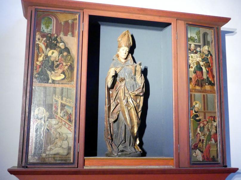 Tilman Riemenschneider: Heiliger Ludwig von Toulouse, Undatiert