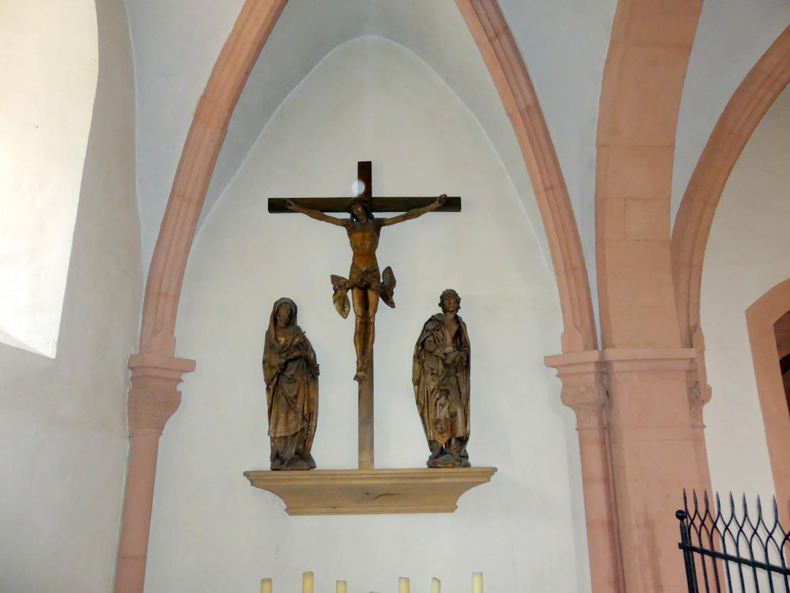 Tilman Riemenschneider: Kreuzigungsgruppe, Um 1510