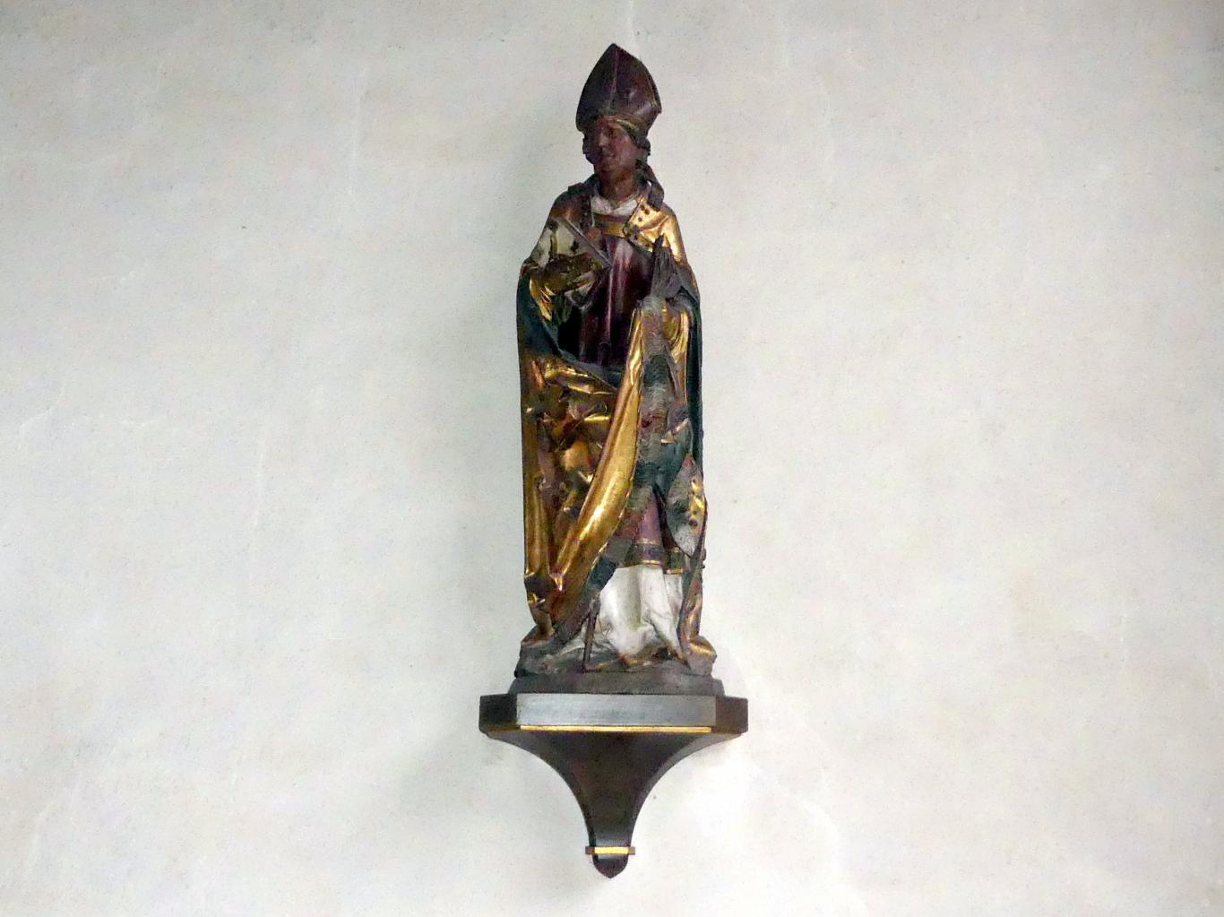 Tilman Riemenschneider: Heiliger Nikolaus, um 1500